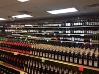 high volume liquor store - 1