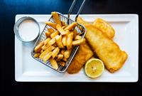 5 day fish chips - 1