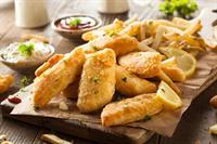 charming fish chips near - 1
