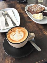 cafe north harbour side - 1